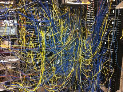 Kabel Management Software Abraxax Bv