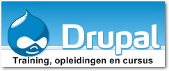 Drupal cursus, training en workshop